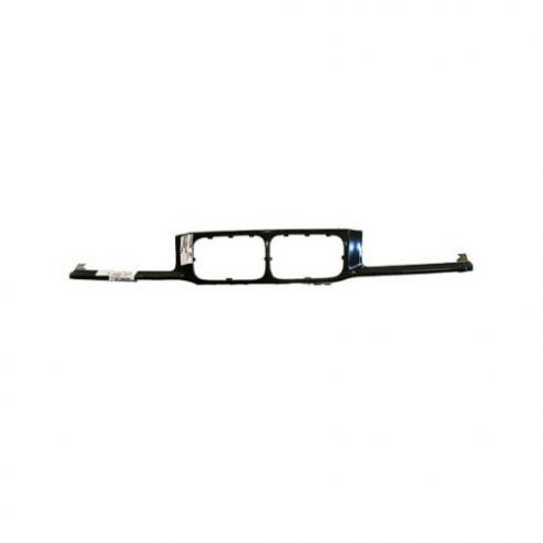 92-96 BMW 3 Series Header Panel without Headlight Wiper Holes
