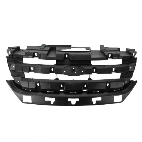 10-11 Ford Fusion, Hybrid Front Grille Mounting Panel