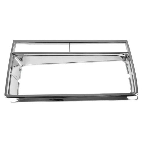 82-87 Chevy El Camino, GMC Sprint Caballero Headlight Bezel RH