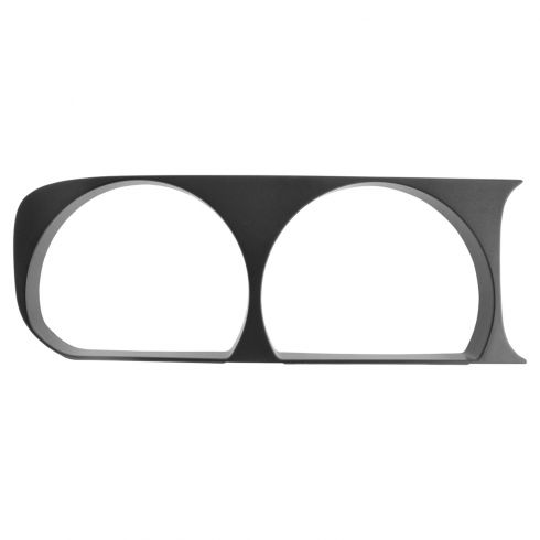 08-14 Dodge Challenger Black Headlight Bezel LH (Mopar)