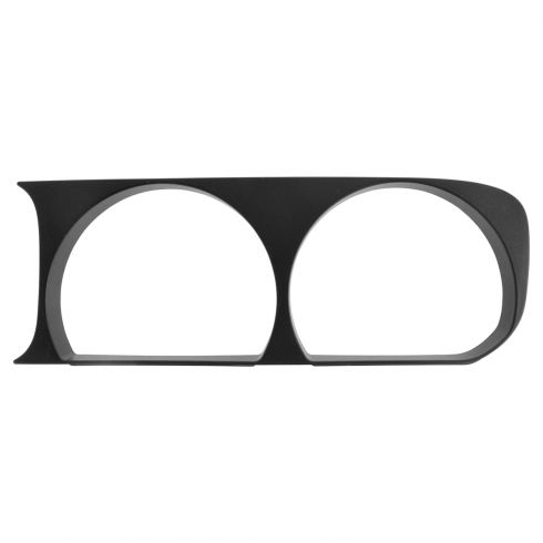 08-14 Dodge Challenger Black Headlight Bezel RH (Mopar)