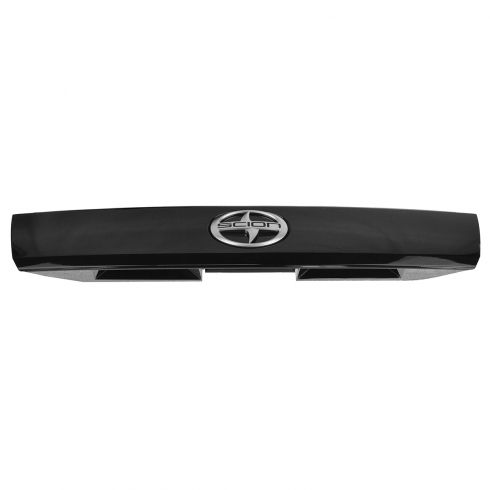 05-10 Scion tC (w/o Rear Camera) Black Liftgate Handle Garnish w/OE Emblem (Scion)