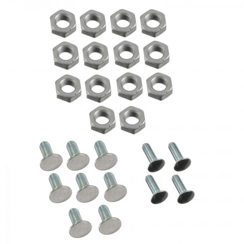 GM Bumper Bolt Kit