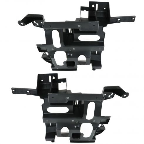 03-06 Chevy Avalanche (w/o Cladding); 03-07 Silverado; 05-07 Silverado Hybrid Headlight Bracket PAIR