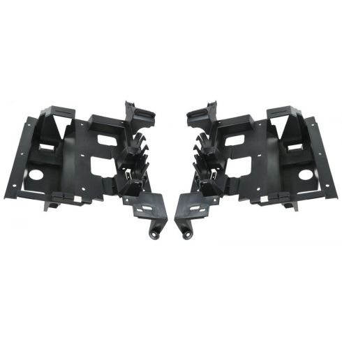 2002-06 Cadillac Escalade, Escalade EXT; 03-06 Cadillac Escalade ESV Headlight Mounting Bracket PAIR
