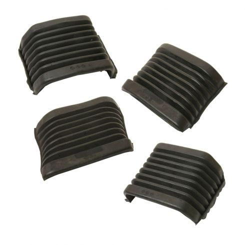 Bumper Bellow Set of 4