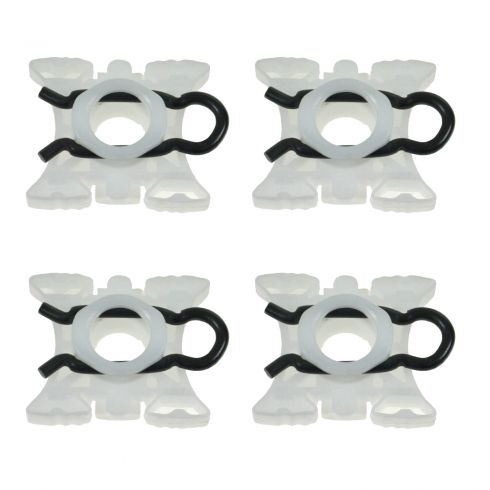 BMW 3/5/7 Series (E32/E34/E36) Window Regulator Sliding Pivot Clip (Set of 4)