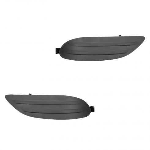 05-08 Toyota Corolla CE LE Fog Light Cover PAIR