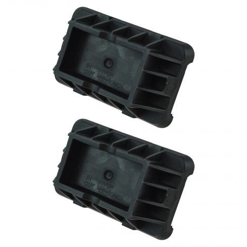 04-09 BMW 5-Series E60 Jack Pad Pair