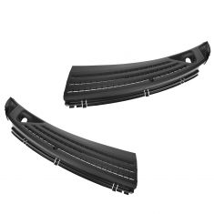 04 Ford F150 New Body; 05-08 F150; 06-08 Lincoln LT Windshield Wiper Cowl Grille Insert PAIR (FORD)