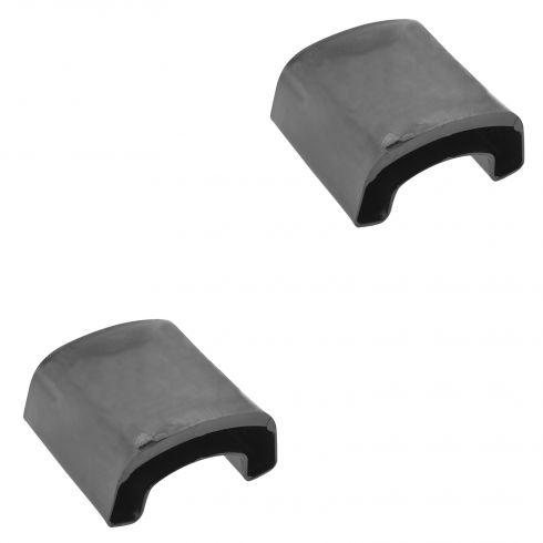 02-13 E550; 99-13 F350SD-F550SD; 05-13 F250SD; 88-97 FSD Rr Aux Leaf Spg Brkt Cushion Pair (Ford)