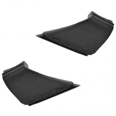 08-14 Dodge Challenger SRT8, R/T Hood Mounted Functional Hood Scoop Pair (Mopar)