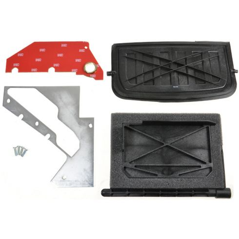 95-05 Mercury Mountaineer, Ford Explorer, Sport Trac, Sport Heater Blend Door Repair Kit
