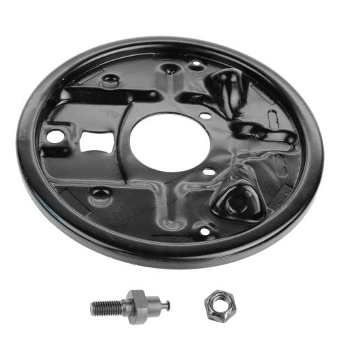 78-92 GM G, F, S/T Bodies (w/ 9 1/2 Inch Drum Brakes) Brake Backing Plate LR = R