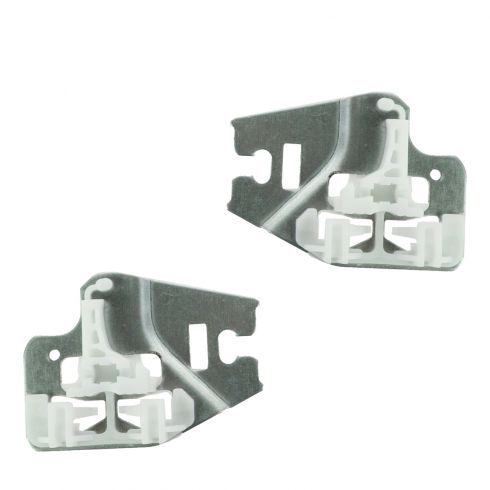 99-05 BMW 3 Series Sedan & SW Front Door Power Window Regulator Repair Clip PAIR