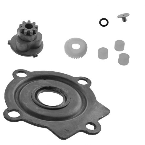 69-97 Chrysler; 69-00 Dodge, Plymouth; 93-97 Eagle; 84-86 Jeep Multifit Window Motor Gear Repair Kit