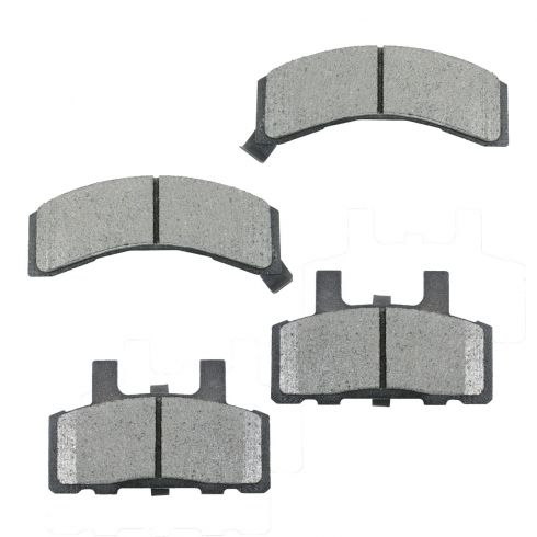 1988-02 Chevy GMC Cadillac Brake Pads Front