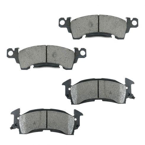 GM Brake Pads Front