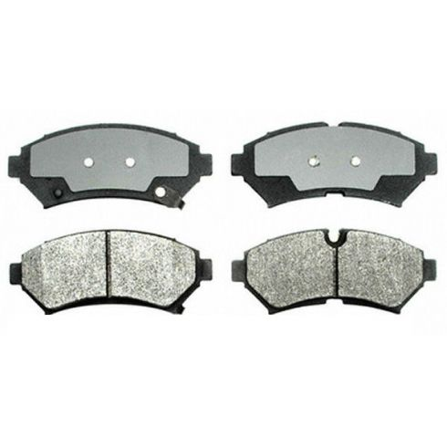 1998-02 Cadillac Seville Brake Pads Front