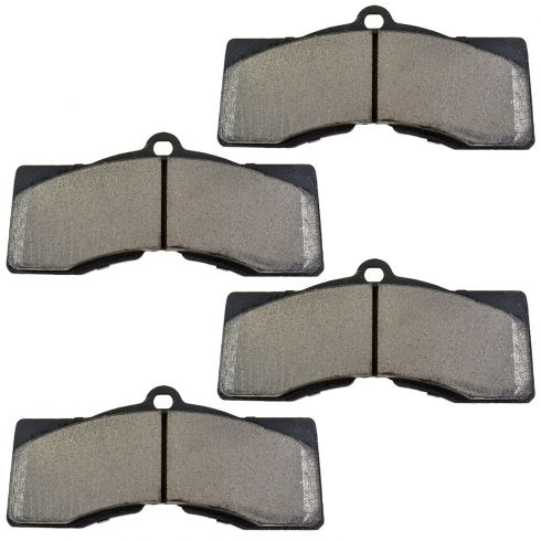 1965-82 Chevy Corvette Brake Pads Front or Rear
