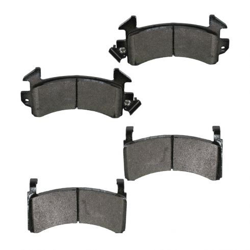 1978-87 Regal Camaro Monte Carlo Cutlass Grand Prix Firebird Brake Pads Front