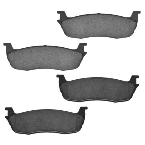 03-05 Town Car; 97-03 Ford Truck Ceramic Rear Disc Brake Pads (AXCD879)