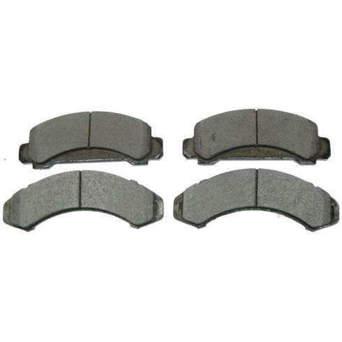 Ceramic Disc Brake Pads (AUTO EXTRA AXCD249)