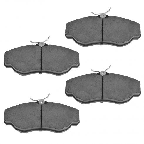 Ceramic Disc Brake Pads (AXCD676)