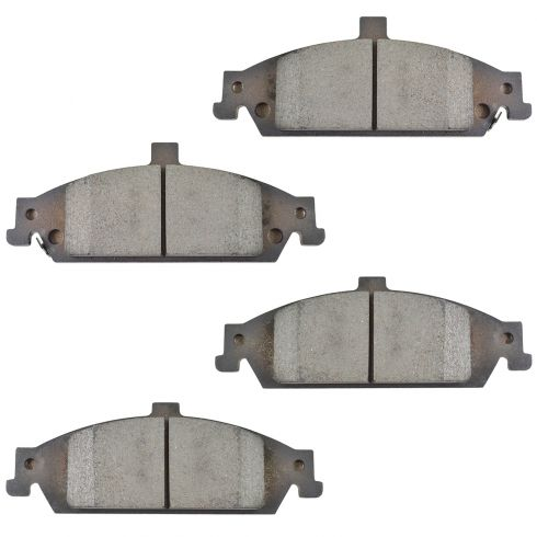 Ceramic Disc Brake Pads (AUTO EXTRA AXCD727)