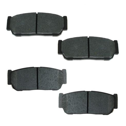 Ceramic Disc Brake Pads (AUTO EXTRA AXCD954)