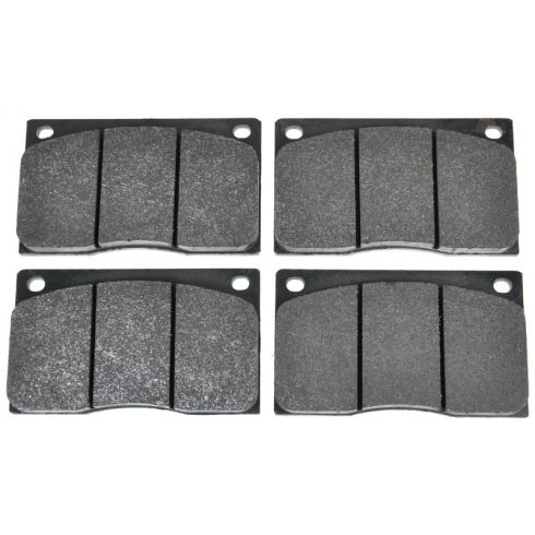 Semi-Metallic Disc Brake Pads (AUTO EXTRA AXMD135)