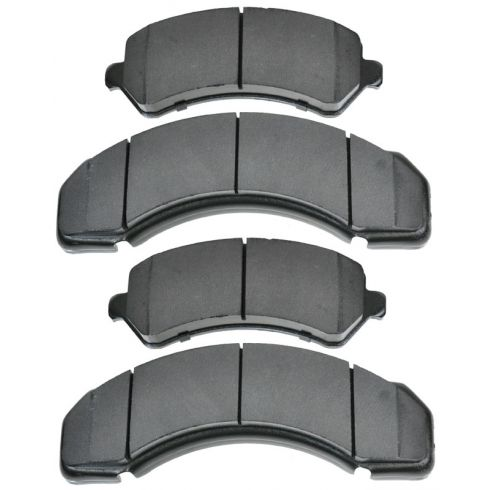 Semi-Metallic Disc Brake Pads (AUTO EXTRA AXMD184)