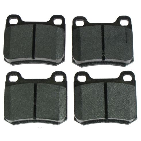 Semi-Metallic Disc Brake Pads (AUTO EXTRA AXMD335)