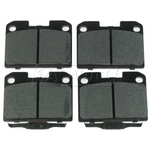 Semi-Metallic Disc Brake Pads (AUTO EXTRA AXMD631)