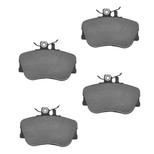 Semi-Metallic Disc Brake Pads (AUTO EXTRA AXMD645)