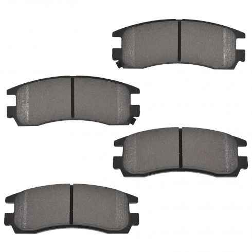 Semi-Metallic Disc Brake Pads (AUTO EXTRA AXMD714)