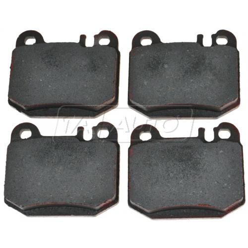 Semi-Metallic Disc Brake Pads (AUTO EXTRA AXMD874)