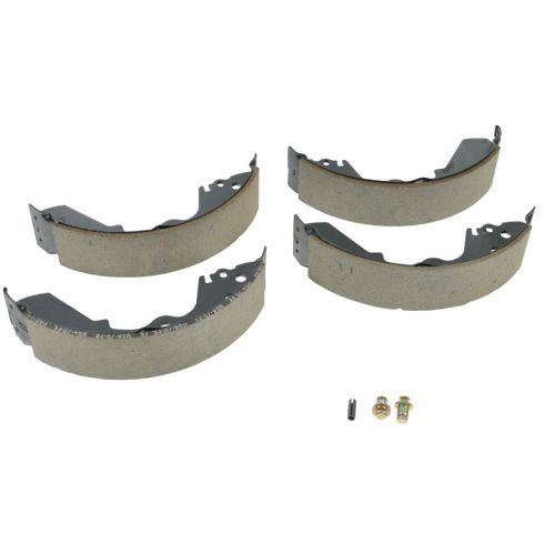 Rear Brake Shoe Set (AUTO EXTRA AXS619)