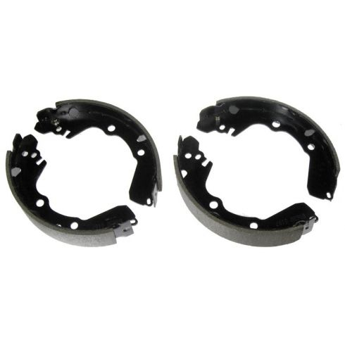 Rear Brake Shoe Set (AUTO EXTRA AXS658)