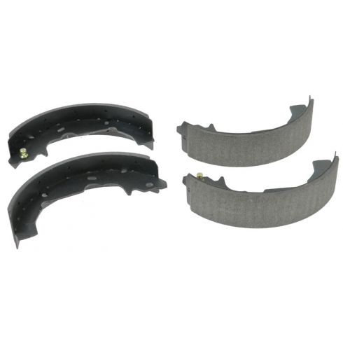 Rear Brake Shoe Set (AUTO EXTRA AXS665R)