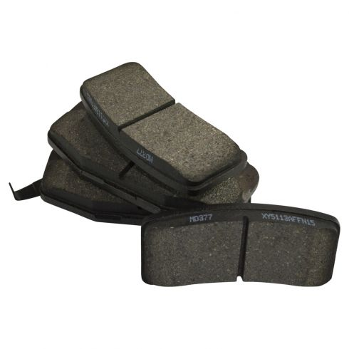 Semi-Metallic Disc Brake Pads (AUTO EXTRA AXMD377)