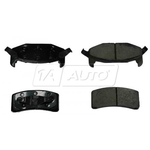 Ceramic Disc Brake Pads (AUTO EXTRA AXCD377)