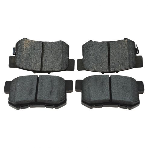 Premium Metallic Disc Brake Pads REAR (AUTO EXTRA AXMD537)