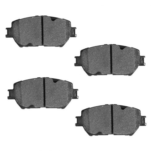 Ceramic Enhanced Metallic Disc Brake Pads  (AUTO EXTRA AXCD908)