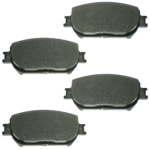 Premium Metallic Disc Brake Pads REAR (AUTO EXTRA AXMD908)