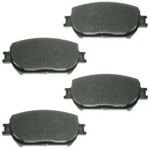 Premium Metallic Disc Brake Pads REAR (AUTO EXTRA AXMD908)