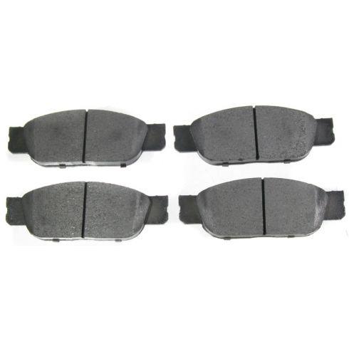 Premium Metallic Disc Brake Pads FRONT (AUTO EXTRA AXMD805)