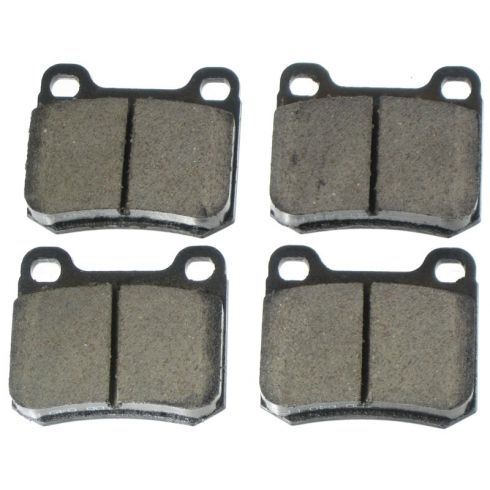 Ceramic Disc Brake Pads (AUTO EXTRA AXCD335)
