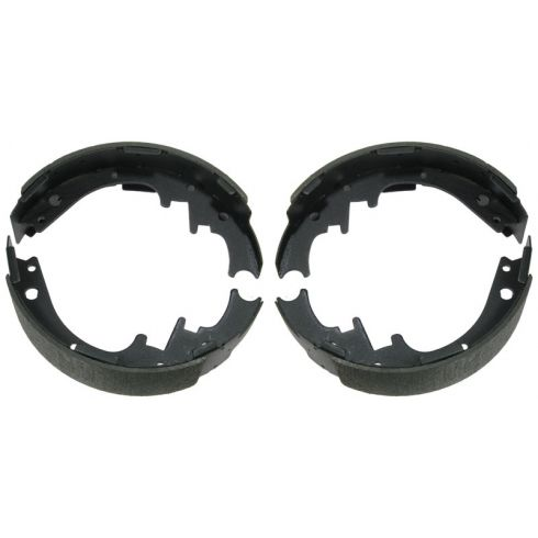 Front or Rear Brake Shoes (AUTO EXTRA AXS581)