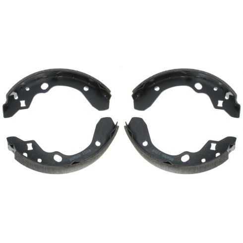 Rear Brake Shoes (AUTO EXTRA AXS678)